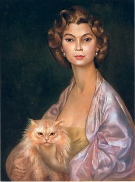 0294aa8a305b806e7e2def70e607fd30--self-portraits-cat-art